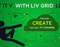 LIV Grid - Create your own TV Grid