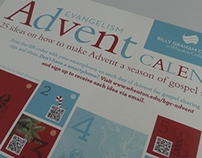Billy Graham Center Advent Calendar