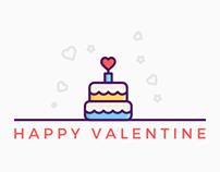 Valentine Special icons