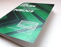 Les cours publics / édition