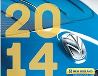 New Holland APAC calendar+diary 2014