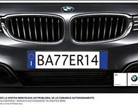 BMW TELESERVICE.