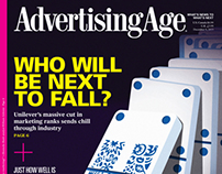 Ad Age December 9, 2013 print cover