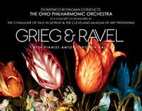 Grieg & Ravel: Ohio Philharmonic Orchestra