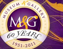 Museum Anniversary Emblem