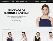 Clothing e-commerce