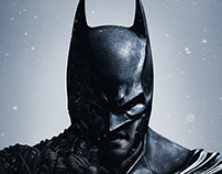 Batman Arkham Origins - Character Lighting