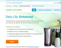 Home Advisor (Shop.com)