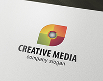 Creative Media (Logo Template)
