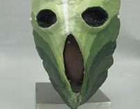 Creature Couture Mask