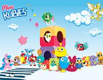 Kubies characters