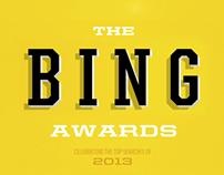 Bing Search Awards