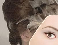 Vogue - Plume masquée