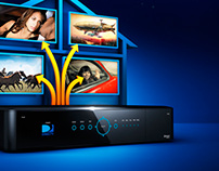 DIRECTV Whole-Home DVR