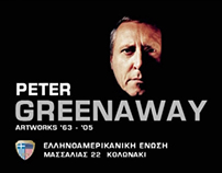 Peter Greenaway Artworks '63 - '05, TV Spot