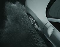 Audi R8 Spray