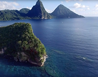 Drone + 360 Short Destination Films with Custom Music