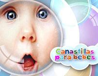 Cestas de Bebe y Canastillas de Bebe
