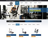 Site Fisiogym Fitness