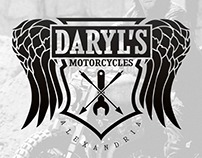 Daryl Dixon Motorcycles Logo