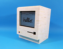 Lego - Macintosh mashup