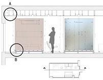 HOTEL ROOM DESIGN (Construction Details)