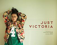 just victoria