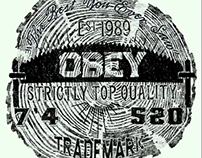OBEY STRICTLY TOP QUALITY