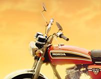 Honda 77