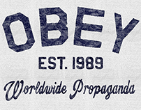 OBEY WORLDWIDE PROPAGANDA