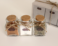 Celestial Seasoning Spices
