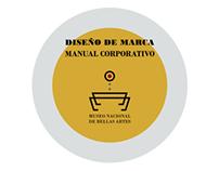 MANUAL CORPORATIVO: DISEÑO DE MARCA