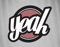 """YEAH"" - T-Shirt Design"