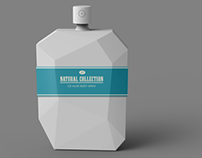 Natural Collection Redesign