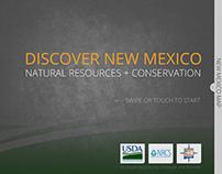 USDA-NRCS Multiuser Interactive