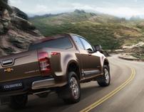 Chevrolet Colorado 2012, Launch
