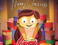 Christmas Card cover