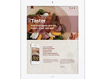 Taster Email Newsletter EDM