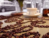 Cafezilla - Coffee Bean Poster