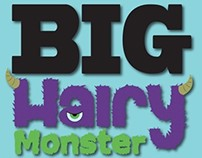 Big Hairy Monster