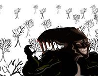 Mythological Creature - A Golem (Hexxus)