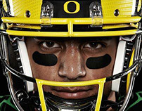 University of Oregon: Football 2013