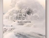 Fresno - Eu Sou A Maré Viva (Concept Single Cover)