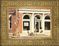 Art Café Canton, Missouri