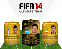 FIFA Ultimate Team 14