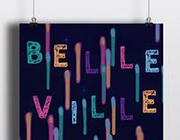 Belleville Poster