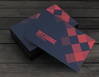 Deesignre Branding - Concept