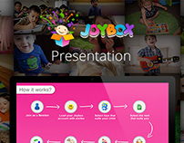 Joybox Presentation Design