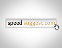 SpeedSuggest Logo And Icons