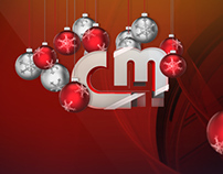 CHRISTMAS | CMTV | MOTION GRAPHICS